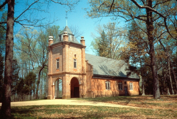 St. Peter's Church, New Kent County, Virginia