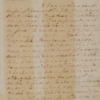 Letter, George Washington to Martha Washington, June 23, 1775