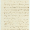 Letter, Martha Washingon to Elizabeth Powel, January 18, 1788