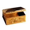 Gold snuffbox