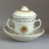 Van Braam cup and saucer, c. 1795