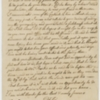Letter, John Blair to Daniel Parke Custis, April 9, 1749