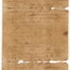 Letter, from Marth Dandridge Custis to Robert Cary & Company, August 20, 1757