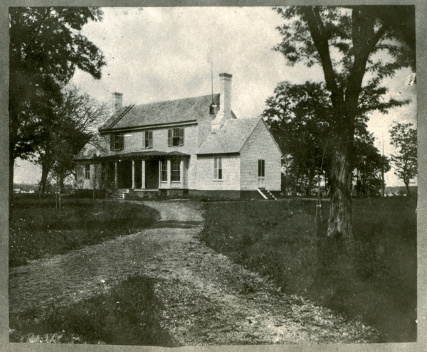 White House, Pamunkey River, New Kent County